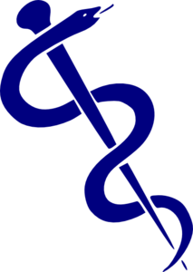 Physician Symbol 2 Clip Art