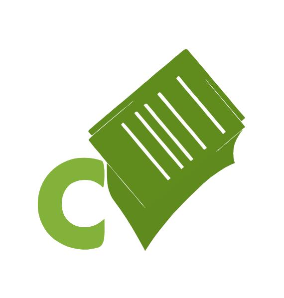 cv logo clip art at clker com