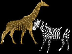 Zoo Animals Clip Art at Clker.com - vector clip art online ...