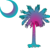 Sc Palmetto Tree Clip Art