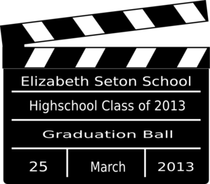 Ess Graduation Ball (edited) Clip Art