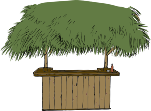 Native Hut Clip Art