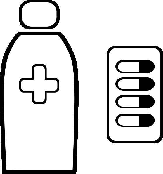 pills clip art at clker com vector clip art online royalty free rh clker com Clip Art Medical Supply Bag Clipboard Clip Art