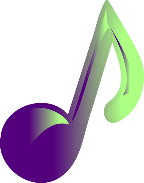 free clipart music note symbol - photo #42
