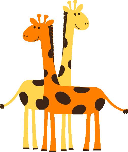 Giraffe Clip Art At Clker.com