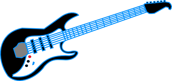 50 S Guitar Clip Art at Clker.com - vector clip art online, royalty ...