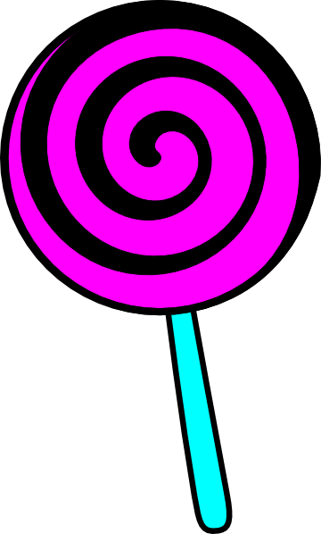 lollipop clip art at clker com vector clip art online royalty rh clker com lollipop clipart svg lollipop clip art images