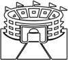Stadium Outline Clip Art