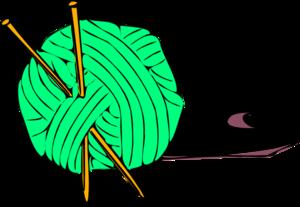 mint green yarn clip art at clker com vector clip art online rh clker com yarn clip art yarn ball clipart