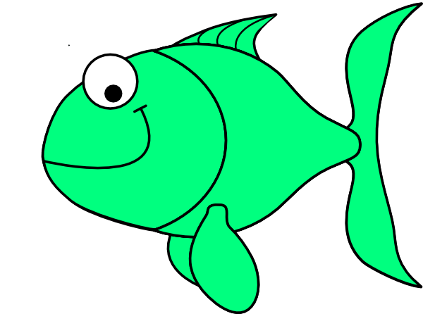clipart picture of fish - photo #6