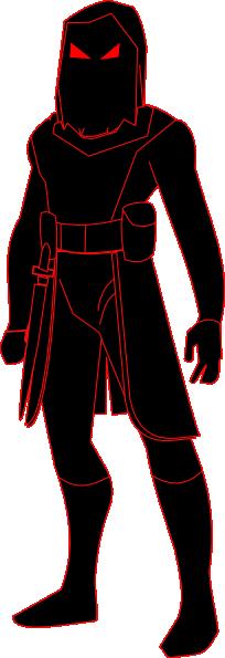 Shadow Man Clip Art at Clker.com - vector clip art online ...