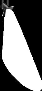 White Spotlight2 Clip Art at Clker.com - vector clip art ...