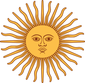 May Sun Plag Argentine Isis Putoo Clip Art