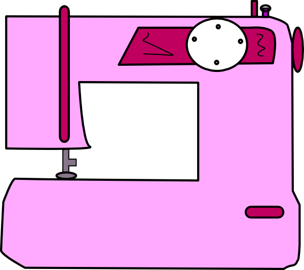 sewing machine animation