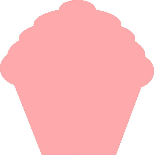 Polka Dot Cupcake Clip...