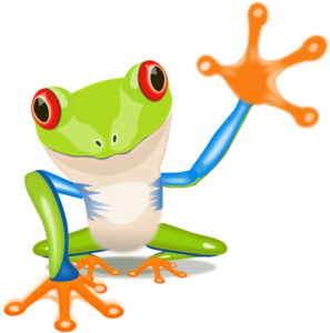 Frog Clip Art Free Downloads
