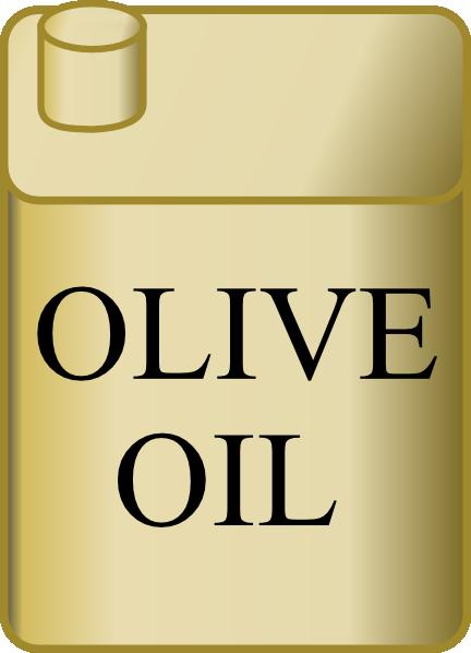Olive Oil Can Clip Art at Clker.com - vector clip art ...