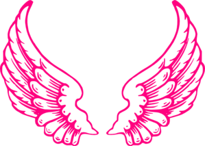 Angel Wings Clip Art