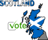 Scotland Vote Clip Art