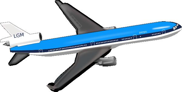 Plane clip art at vector clip art online royalty free publ - Chaise plastique transparent fly ...