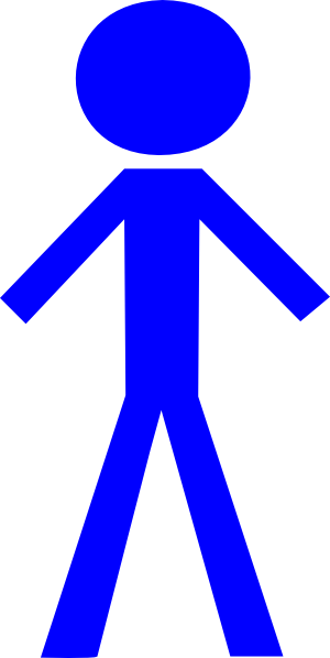 clipart human figure - photo #37
