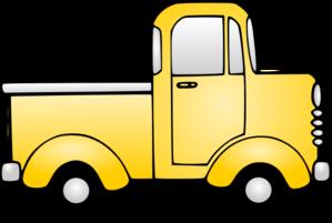 old truck clip art at clker com vector clip art online royalty rh clker com truck clipart png truck clipart art images