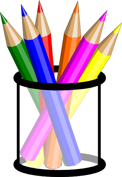 black and white office supplies with Clipart Colored Pencils In Cup on Enus in addition 322275192773 further Hand Lettered Girl Boss Print Cut File together with Logo 1975 1990 also Clipart Colored Pencils In Cup.