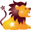 Lion Cartoon Clip Art
