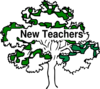 New Teacher Tree Clip Art
