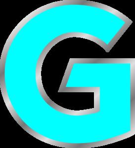 Letter G Clip Art at Clker.com - vector clip art online, royalty free ...