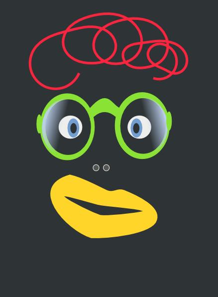 good night mr fluo clip art at clker - vector clip art online