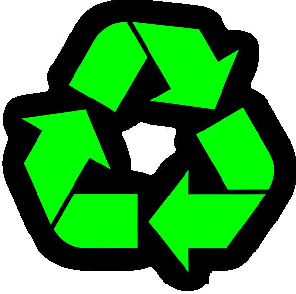 Recycle Symbol Clip Art at Clker.com - vector clip art ...