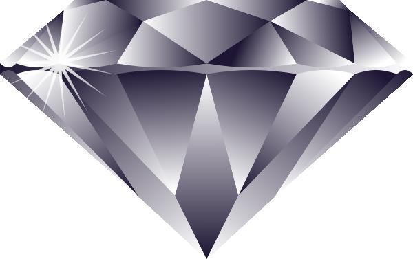Diamond large. Clip art at clker