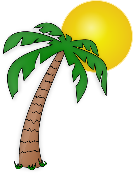 palm tree clip art -#main