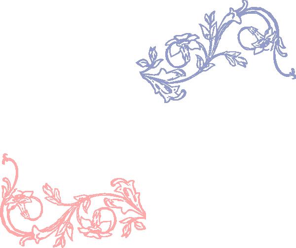 flower frame clipart. Flower Frame clip art