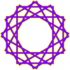 Purple Islamic Art Clip Art