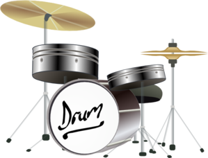 Drum Kit Clip Art