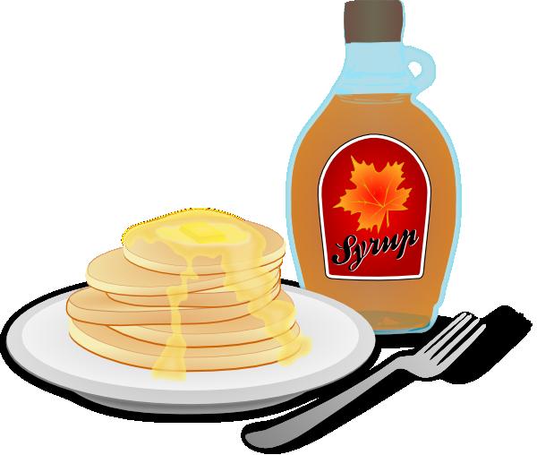 Pancake Breakfast Clip...