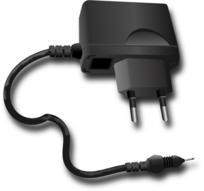 Charger Clip Art
