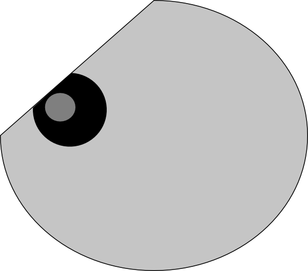 Angry Eyes Clip Art at Clker.com - vector clip art online ...