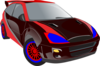 Sports Car Clip Art