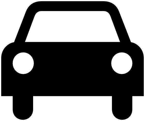 Car Icon Clip Art at Clker.com - vector clip art online ...