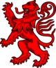 Red Lion 3 Clip Art