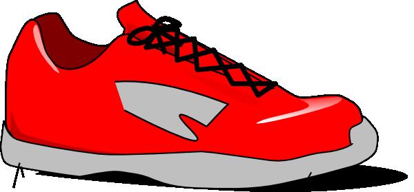 Decatalon Shoe Template Clip Art At Clkercom Vector Clip Art