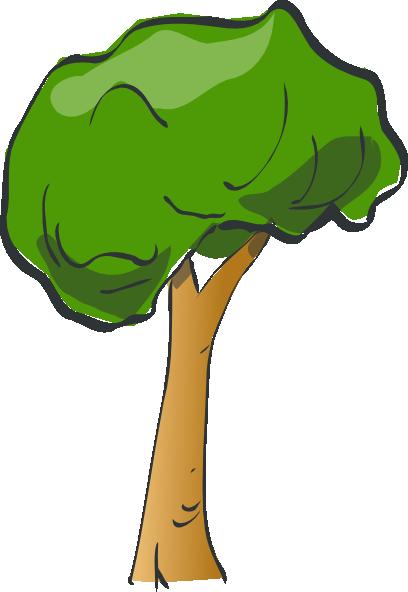 Big Tree Clip Art At Clker Com Vector Clip Art Online