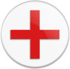 Red Cross Icon Clip Art