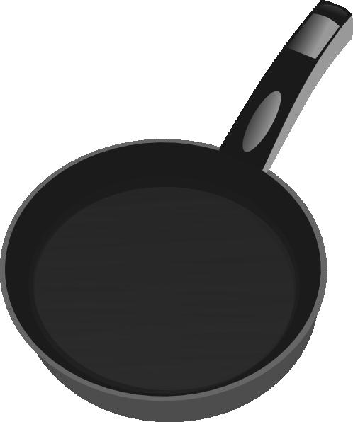 Frying Pan Clip Art at Clker.com - vector clip art online ...