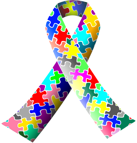 Pics Photos Autism Awareness Ribbon M Frr
