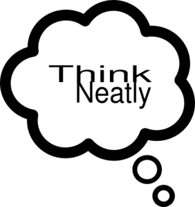 Thinkneatly3 Clip Art