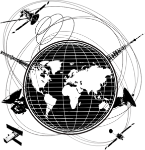Satellite Picture Clip Art